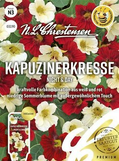 Kapuzinerkresse Night & Day