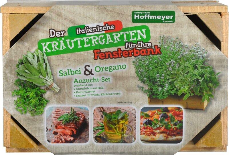 MACOSA 4er Set Kr/äuter-Schilder italienische Kr/äuter Pflanzen-Stecker Kr/äutergarten Steckschild F/ür K/üche Garten /& Gew/ächshaus Kr/äuterstecker Gartendeko